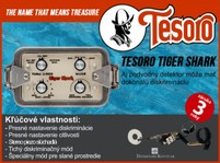Tesoro Tiger Shark